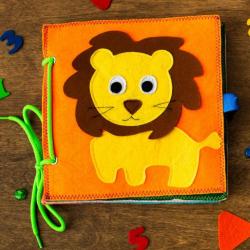 "Gift for children ""BabyBook"""