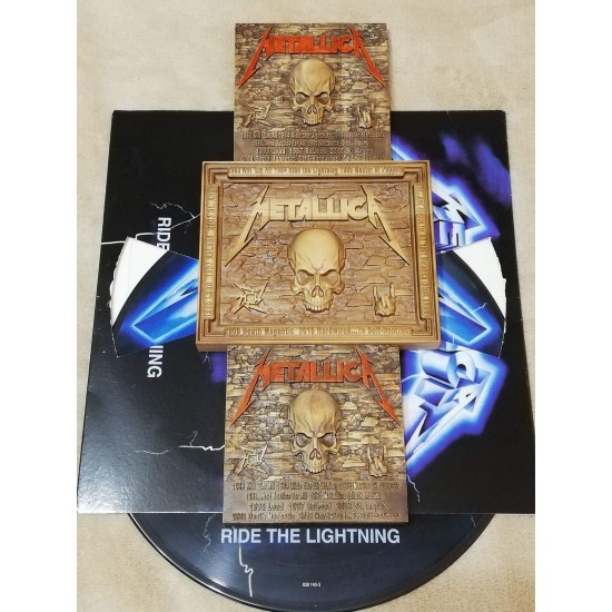 metallica (for 1 item)