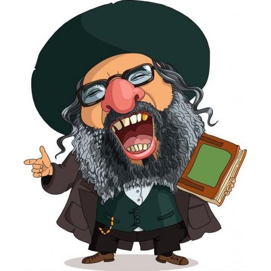 Cheerful Jew