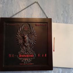 wooden box for vinyl (LP) - Ramm